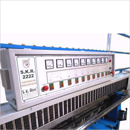 Vertical Straight Line Profile Edging Machine