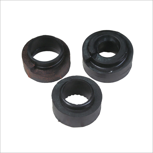 Rear Coil Rubber Pad