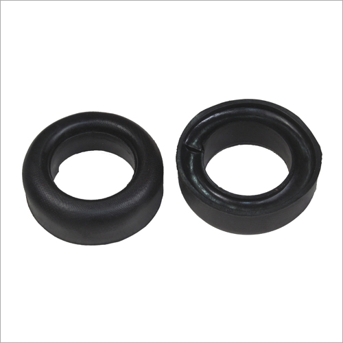 Rear Rubber Coil Spring Pad