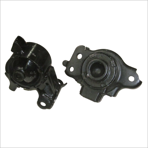 Metal Black Engine Mounting