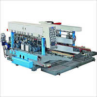 Glass Straight Line Double Edging Machine