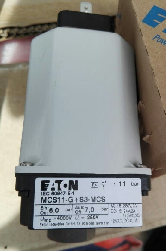 Mcs11 Pressure Switch