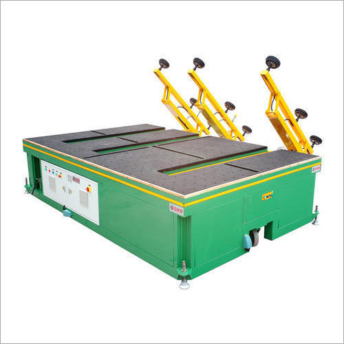 Multi-Function Glass Cutting Table