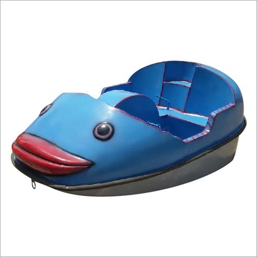 Kids Fiberglass Paddle Boat
