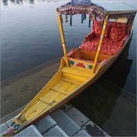 Shikara Water Boat