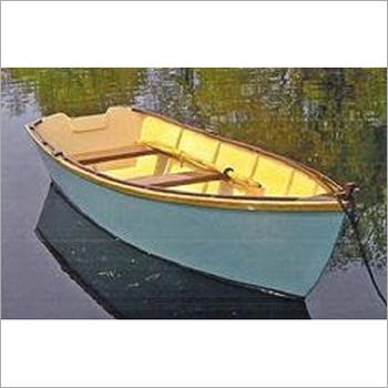 Wood Skiff Boat