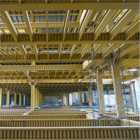 STEEL STRUCTURES for COMMERCIAL MALLS / MULITIPLEX THEATRES