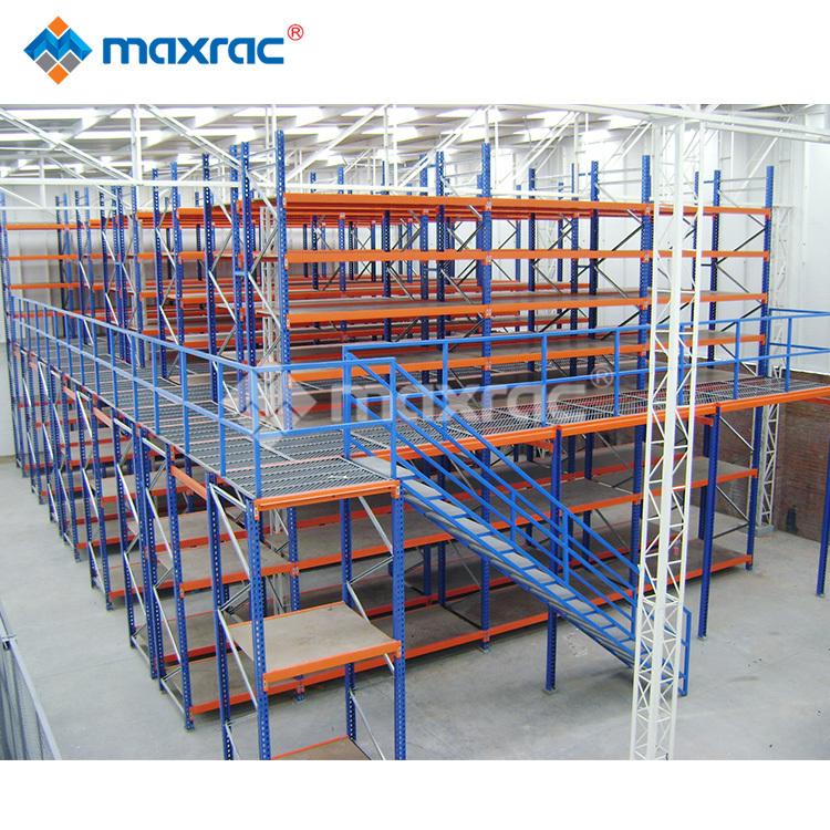 Warehouse Storage Racking Mezzanine