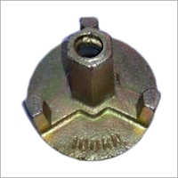Anchor Nut 2 Wings 100 Mm Dia (Zinc Plated)