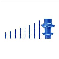 Cup Lock Standard Application: Construction