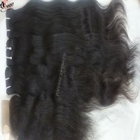 Weave Bundles with Closure 100% Unprocessed Virgin Hair