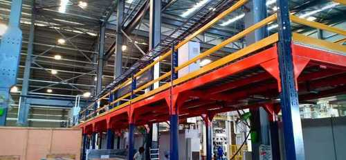 Cold Storage Mezzanine Floors