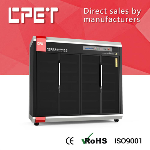 LED Power Supply Aging Test Burn in Cabinet