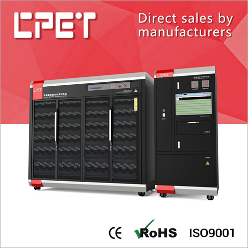 LED Lamp Power Supply Aging Test Cabinet Equipment