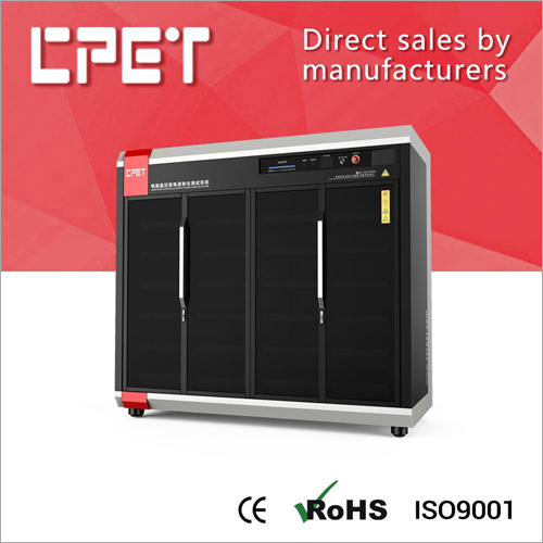 LED Lamp Power Supply Aging Test Burn-in Machine