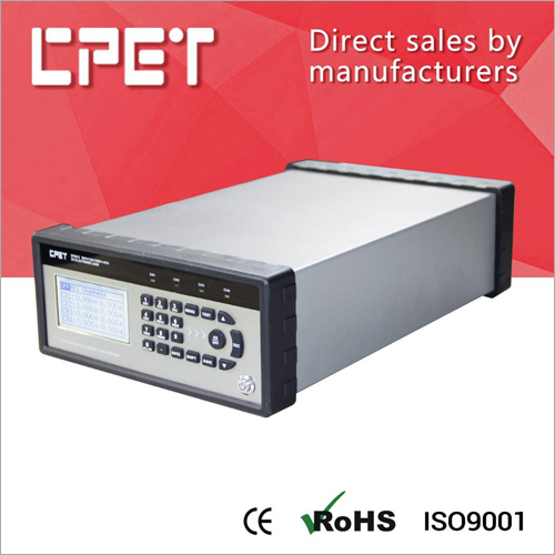 Programmable 4-Channel DC Electronic Load Meter