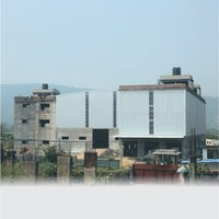 Steel Structures For Industries / Ware Houses
