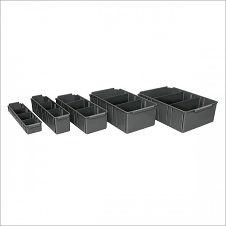 Panda Shelf Bins - Conductive
