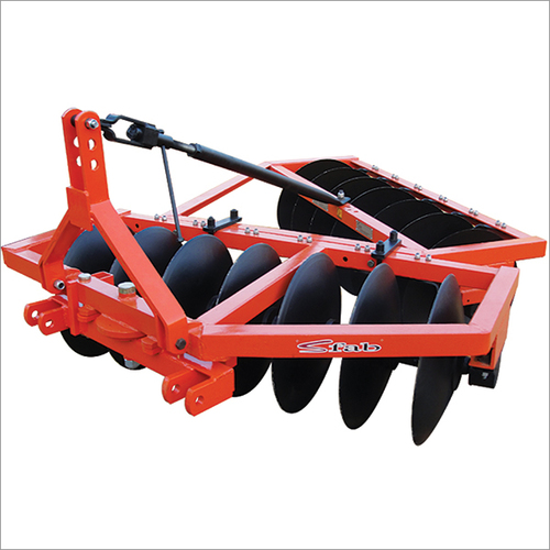 Mounted Harrow