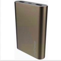 Charger and power banks  myCharge – Razor Ultra Portable Power Bank – Gold