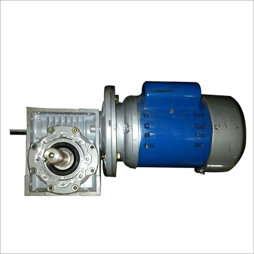 Single Phase Gear Motor