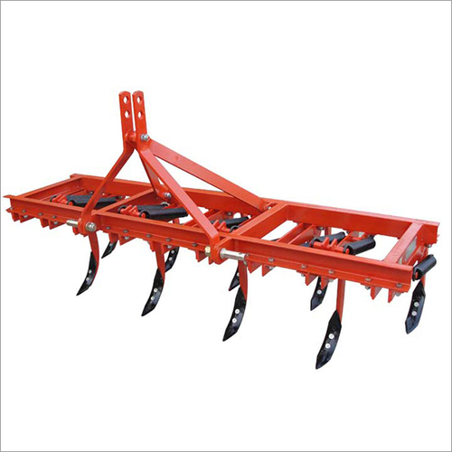 Spring Loaded Tiller