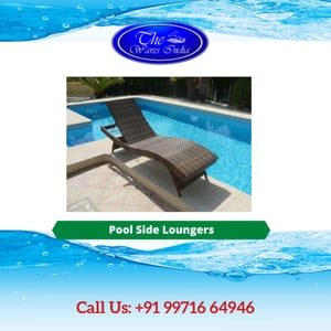 Pool Side Loungers