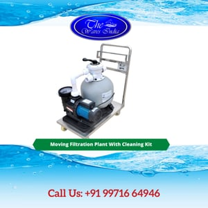 Swimming Pool Moving Filtration Plant