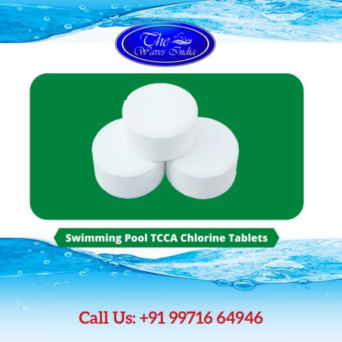Swimming Pool TCCA Chlorine Tablets