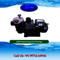 220V Swimming Pool Pumps