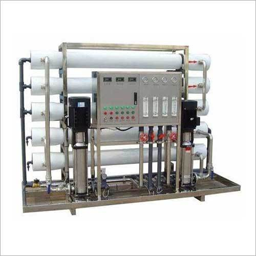 Swimming Pool Skid Mounted Plant