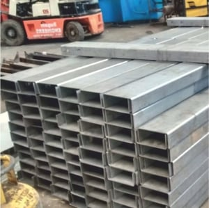 Metal Sections 2