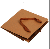 Heavy Duty Paper Bag Packing for Clothes, Groceries, Merchandise