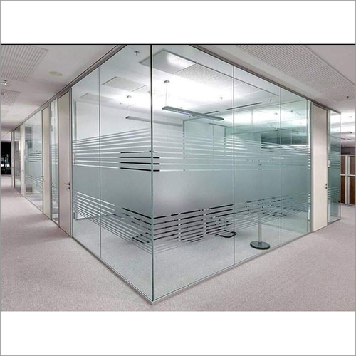 Window Glass Partition
