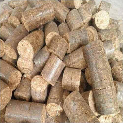 6mm Biomass Briquettes