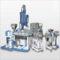 Single Screw Extruder - Polyolefin (HDPE-PPR)