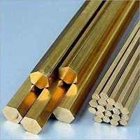 Hexagonal Phosphor Bronze Bars