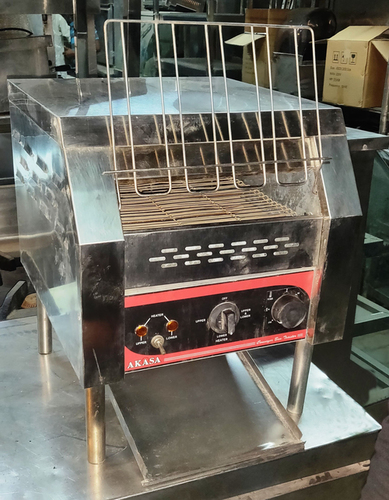 Bun Conveyor Toaster Machine