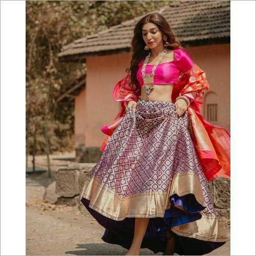 Ladies Designer Lahenga Choli