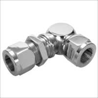 Stainless Steel Hydraulic Elbow Fitting