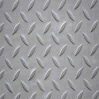 316L Stainless Steel Chequered Plate