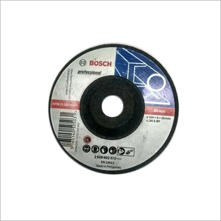 Bosh 100 Mm Grinding Wheel