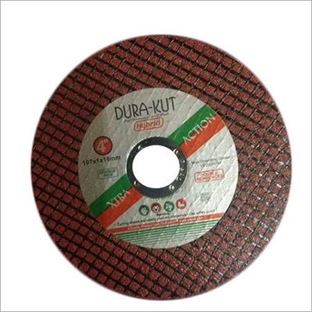 Dura Kut Hybrid Extra Action 4 Inch Cutting Wheel