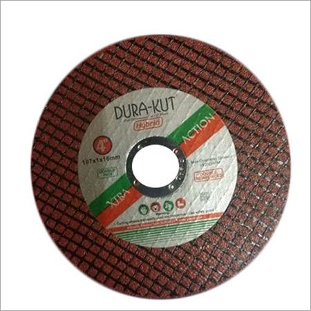 Dura Kut Hybrid Extra Action 4 Inch Cutting Wheel