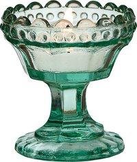 Antique Shape Glass Decor Candle Holder