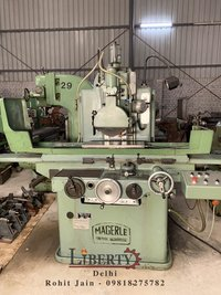 Magerle Surface Grinding Machine
