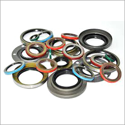 Molded Rubber Round  Seals