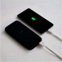 Shake Power Bank 8000 mAh (Black) (X1442)