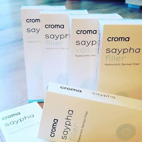 Croma Saypha Rich 1ml ,Croma Saypha Volume Lidocaine 1ml
