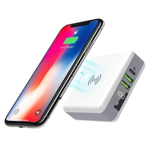 Wireless Wall Charger Power Bank (X1443)